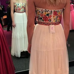 **REDUCED** Formal dress by Sherri Hill